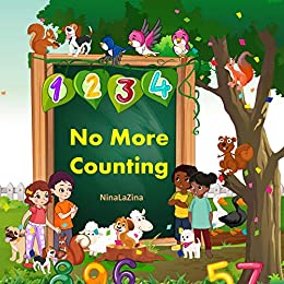 Counting Book For Preschool Children Fiction