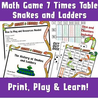 Printable- maths-dice-games