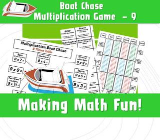 Maths Printable Games