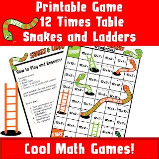 Multiplication Dice Games Printable